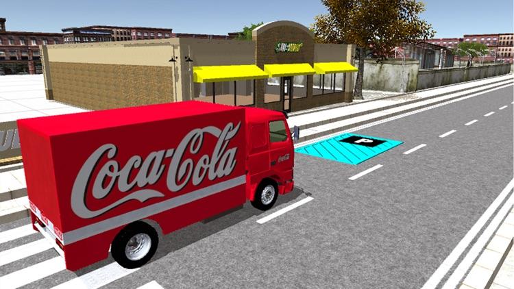 Cola Truck Driver Transport Simulator