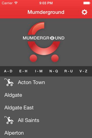 Mumderground - náhled