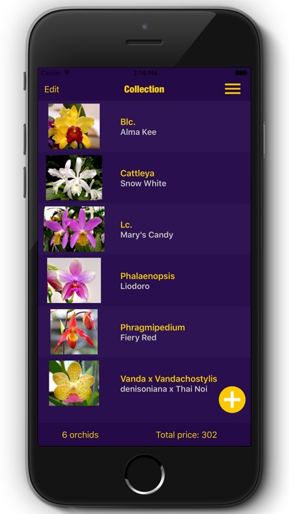 Orchid Collection screenshot-1
