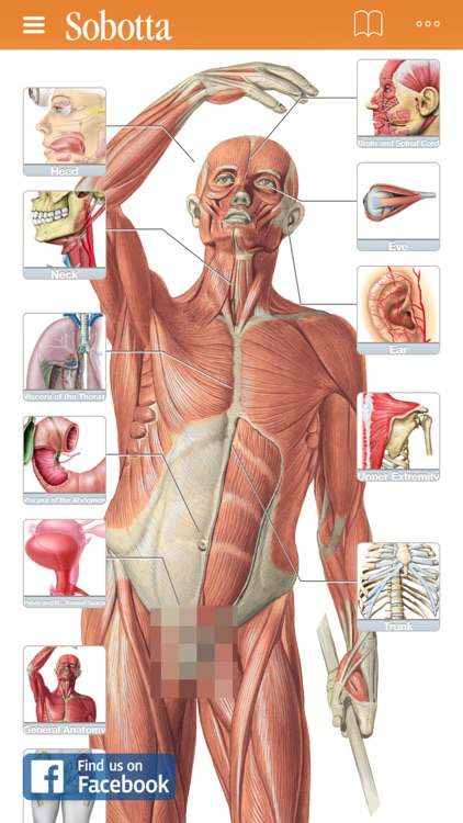 Sobotta Anatomy Atlas screenshot-0
