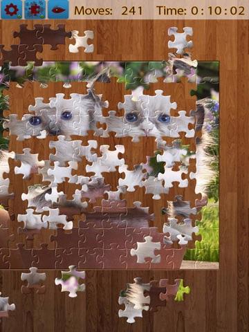 猫のジグソー パズルのおすすめ画像4
