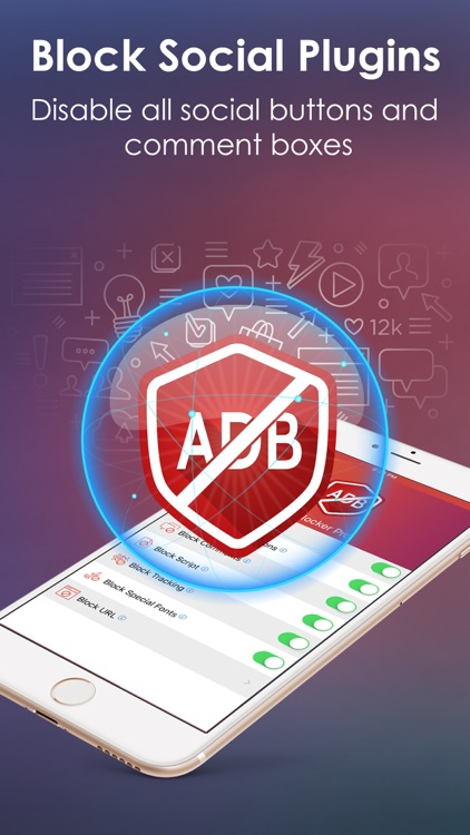 Ad-Blocker Pro screenshot-3