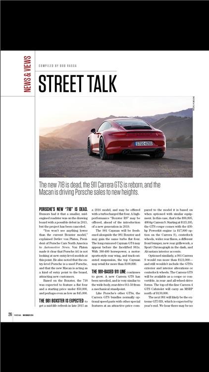 Porsche Panorama screenshot-3