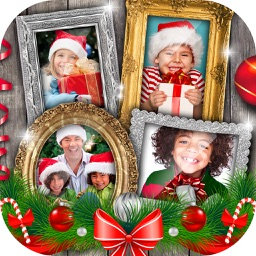 Christmas Photo Collage – Best Xmas Picture Frames