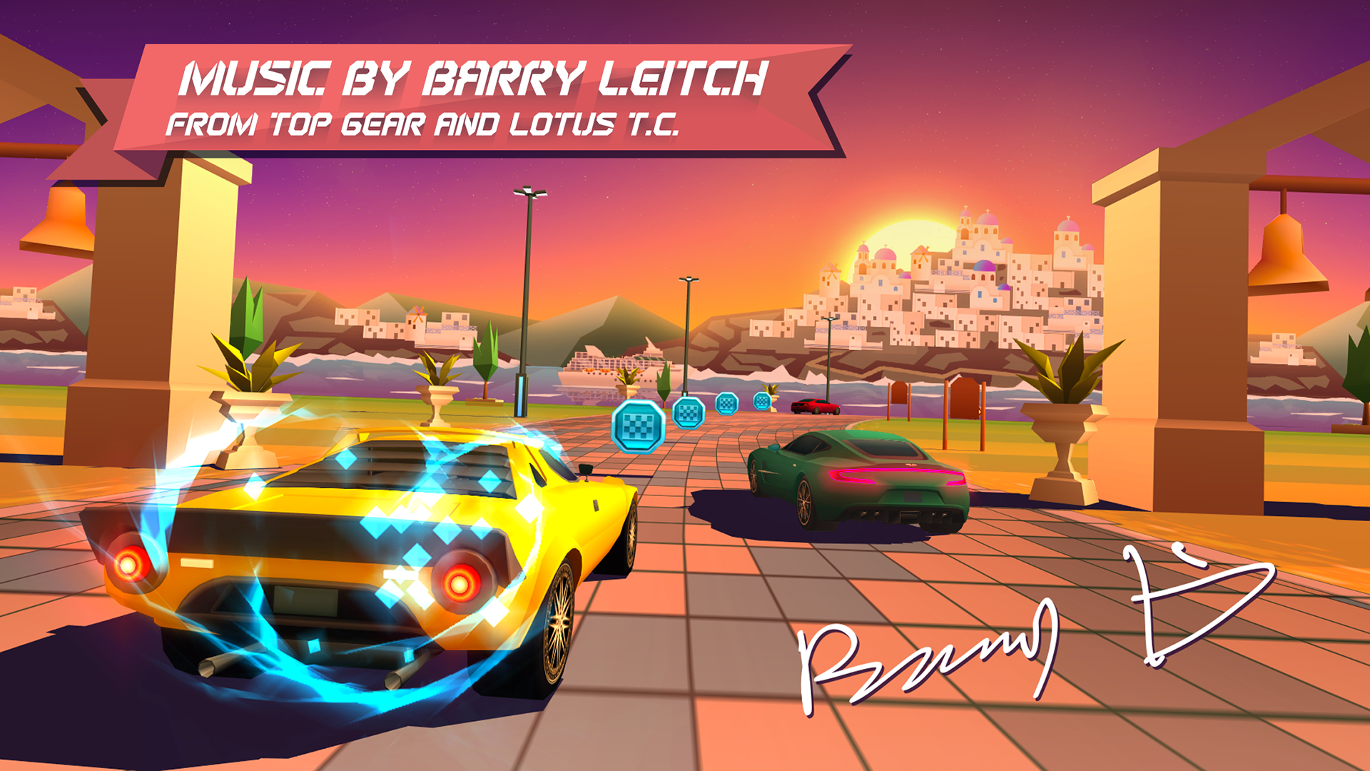 Horizon Chase - World Tour screenshot 15