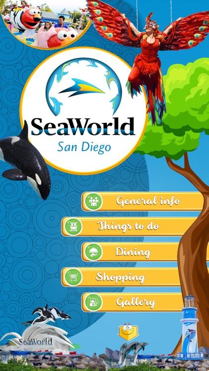 Best App for SeaWorld San Diego