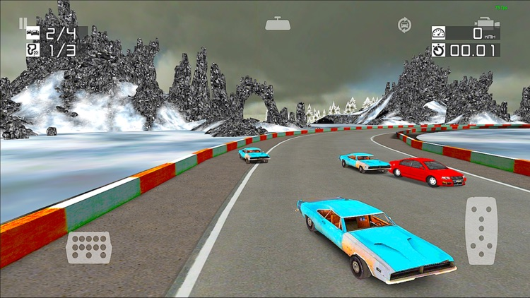 Rebel Racing :  Smasher Of Racing Legends screenshot-3