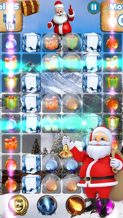 Santa Claus Calls You - 3D christmas games tracker screenshot-4