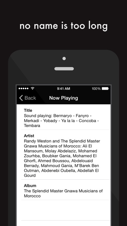 Learn That Song (PLAY Edition) — Looping for the Music app [previously iLift]