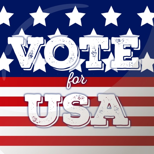 USA Voting Sticker Pack for iMessage