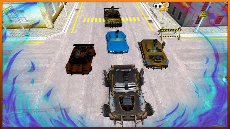 Racing Fever: Death Racer 3D