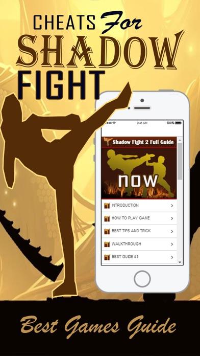 Скриншот №1 к Cheat Guide for Shadow Fight 2 Titan Mod