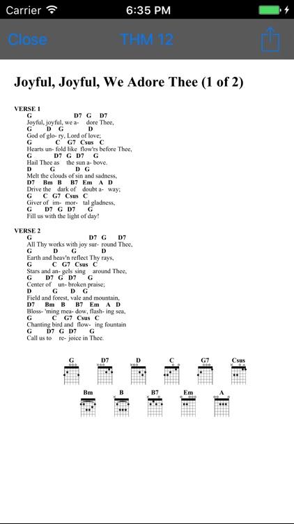 The Advent Hymnal screenshot-3