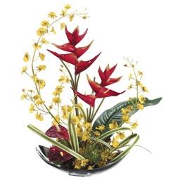 Flower Arranging:Crafting Art Design