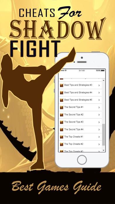 Скриншот №2 к Cheat Guide for Shadow Fight 2 Titan Mod