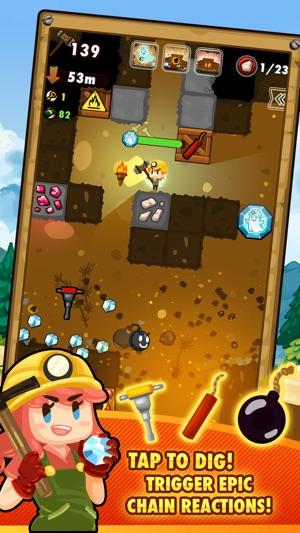 Pocket Mine 2 Screenshot