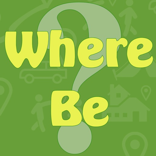 Where Be - Find Your Stuff