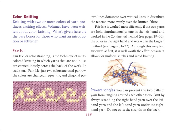 Knitter's Companion screenshot-4