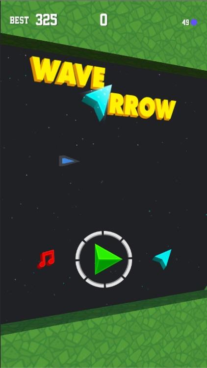 Wave Arrow
