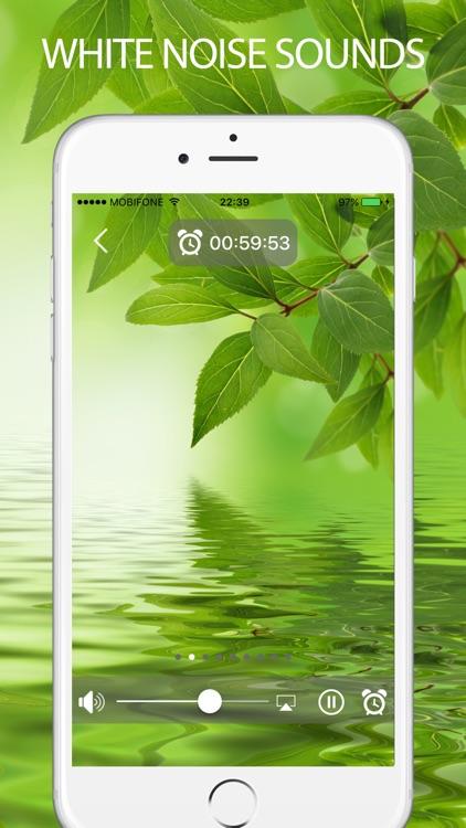 White Noise : Calm, stress reduction, relaxing. screenshot-3