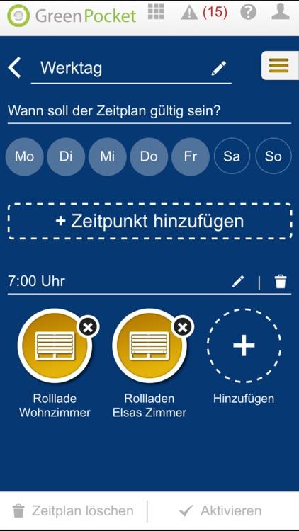 GreenPocket Smart Home screenshot-4