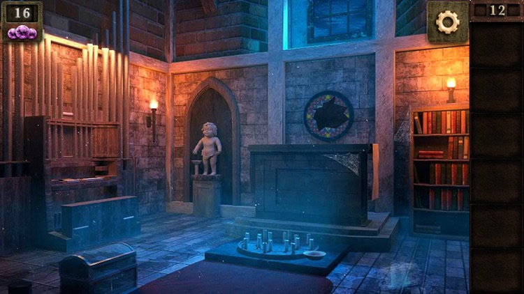 密室逃脫:逃出神秘宮殿5