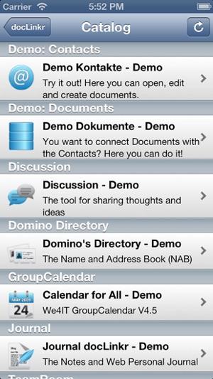 Doclinkr Im App Store