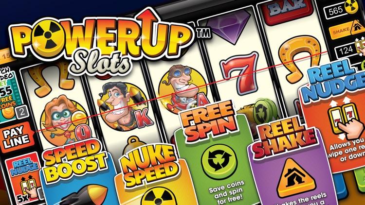 PowerUp Slots™ - Free PowerUp Slot Machine screenshot-0