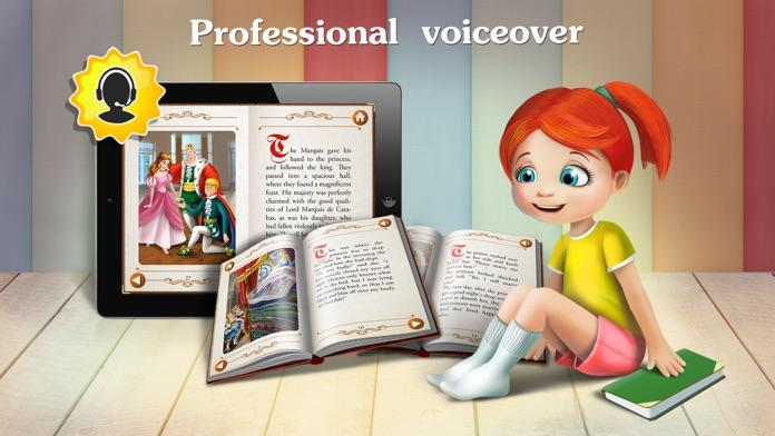 Early reading kids books - reading toddler games Screenshot