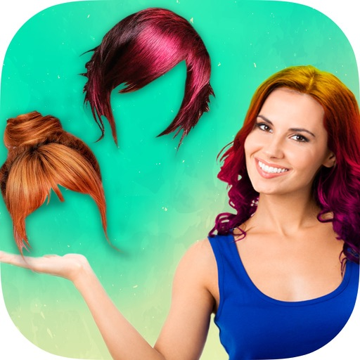 Makeover photo editor - hairstyles haircuts