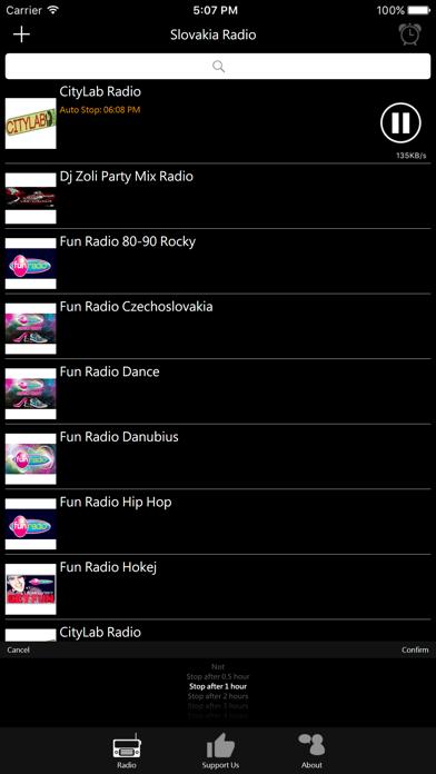 Slovak Radio screenshot three