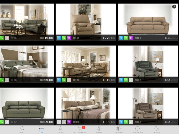 iFurniture POS