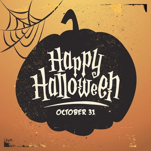 Halloween Stickers - Cute Halloween Monsters