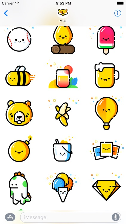 MBE Stickers 2