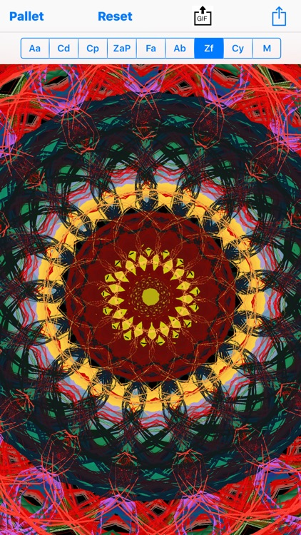 Insanimate stunning abstract art pattern mandala screenshot-4