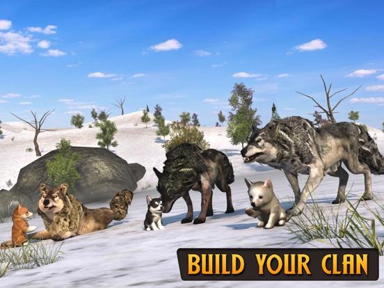Игра Wolf Life Simulation 2017