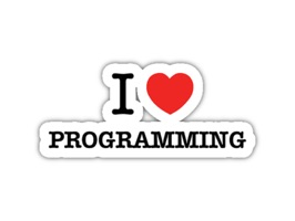 Geek Caps - Nerds & Developers Stickers