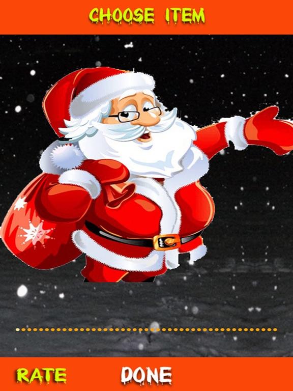 screenshot 4 for real santa claus editing booth merry christmas