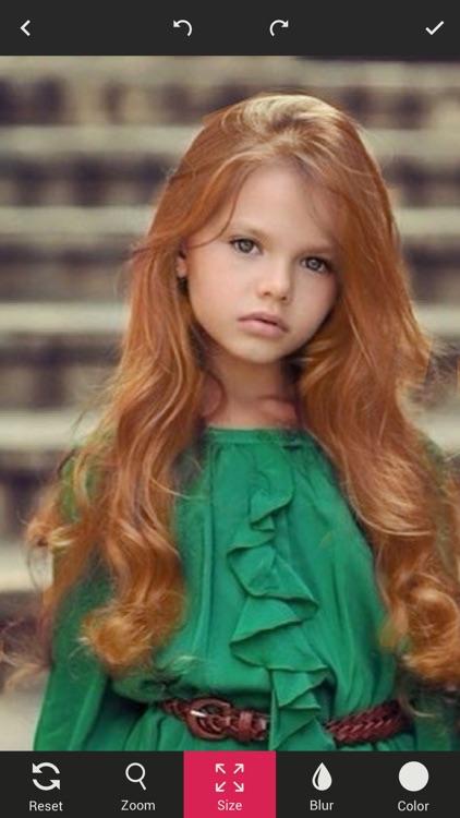 Hair Color Changer - Color Dye on Hair