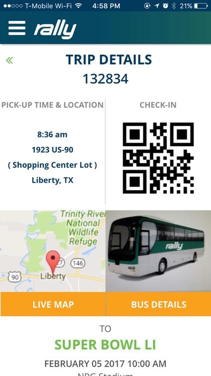 Rally Bus screenshot-3
