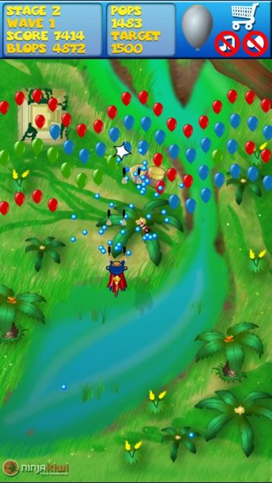 Screenshot for Bloons Super Monkey in Denmark App Store