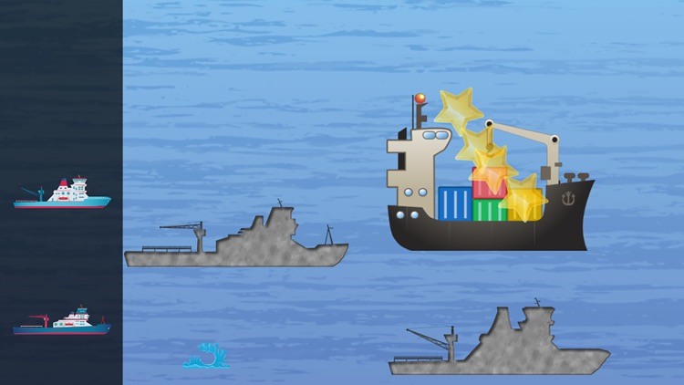 Boat Puzzles for Toddlers and Kids - FREE