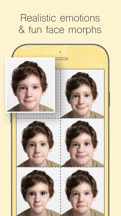 Cartoon Face - video effects & photo filters: face