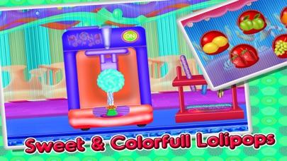 Sweet Ice Lollipop Maker – Making Game screenshot two