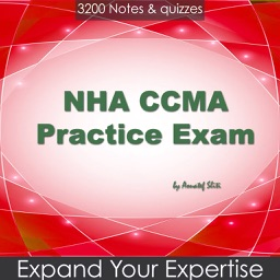 NHA CCMA Practice Exam for self Learning 3200 Q&A