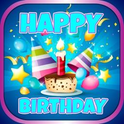 Happy Birthday Cards Designer