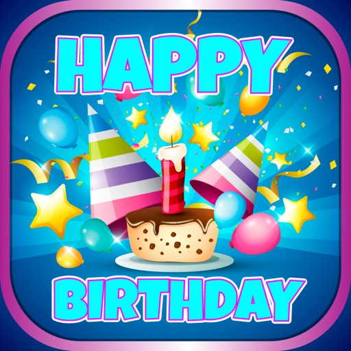 Happy Birthday Cards Designer
