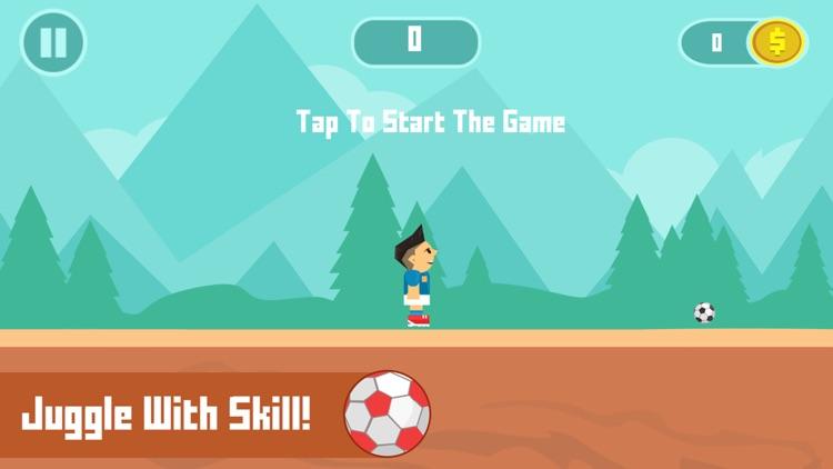 Super Football Jump - Kicking & Juggling Arcade Game