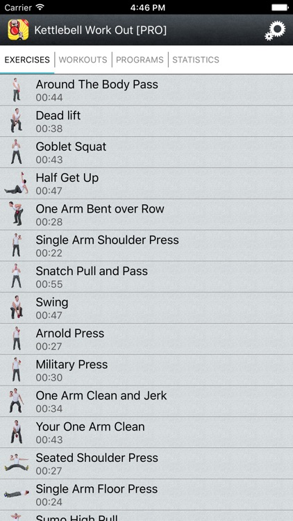 Functional Kettlebell Workout Routines & Exercises