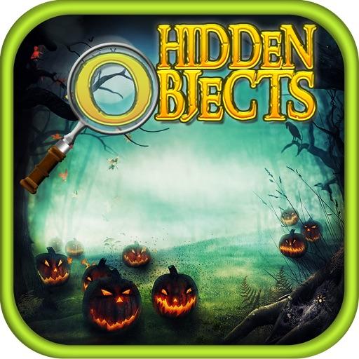 Hidden Objects - Haunted Halloween Nights Mystery